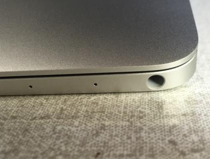 MacBookの、あと3つあった「穴」