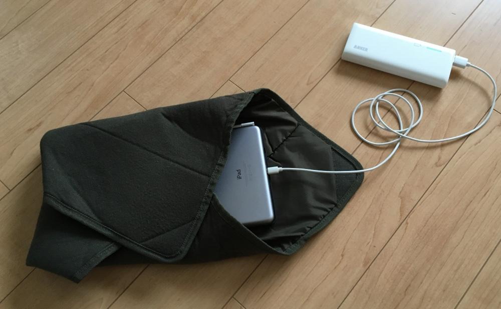 モバイルブロガー必携:パソコンにもタブレットにも使える無印良品のアレ、もう持ってるよね?
