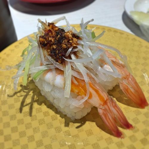 魚べいは、宇宙船の中にあるみたいな未来の寿司屋さん