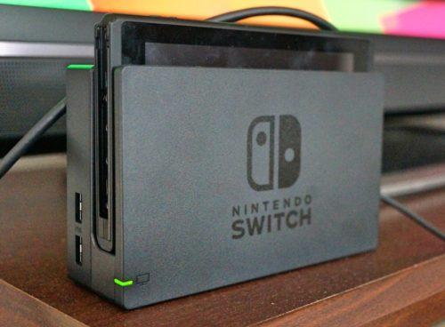 Nintendo Switchをテレビに出力するにはHDMIケーブルが必要