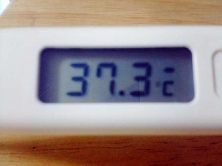 NHKで紹介された、iPhone体温計は俺のパクリか