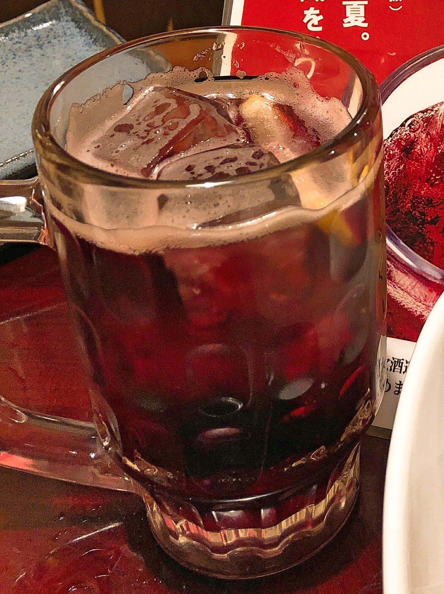 ワインが苦手な人にすすめる、ワインカクテル「赤ハイ」
